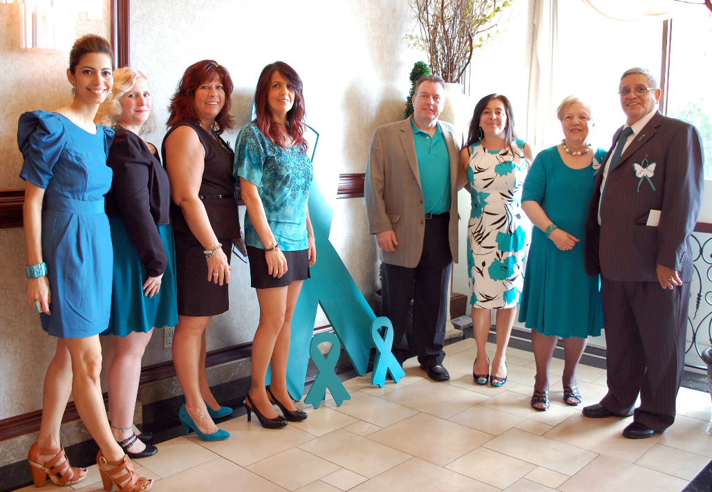 TEAL BRUNCH - April 14, 2013