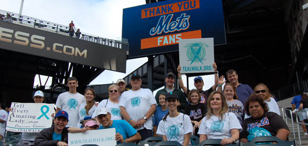 Lions and T.E.A.L. at Citifield - 2011